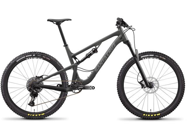 Santa Cruz 5010 3 AL D-Kit, dark grey/light grey